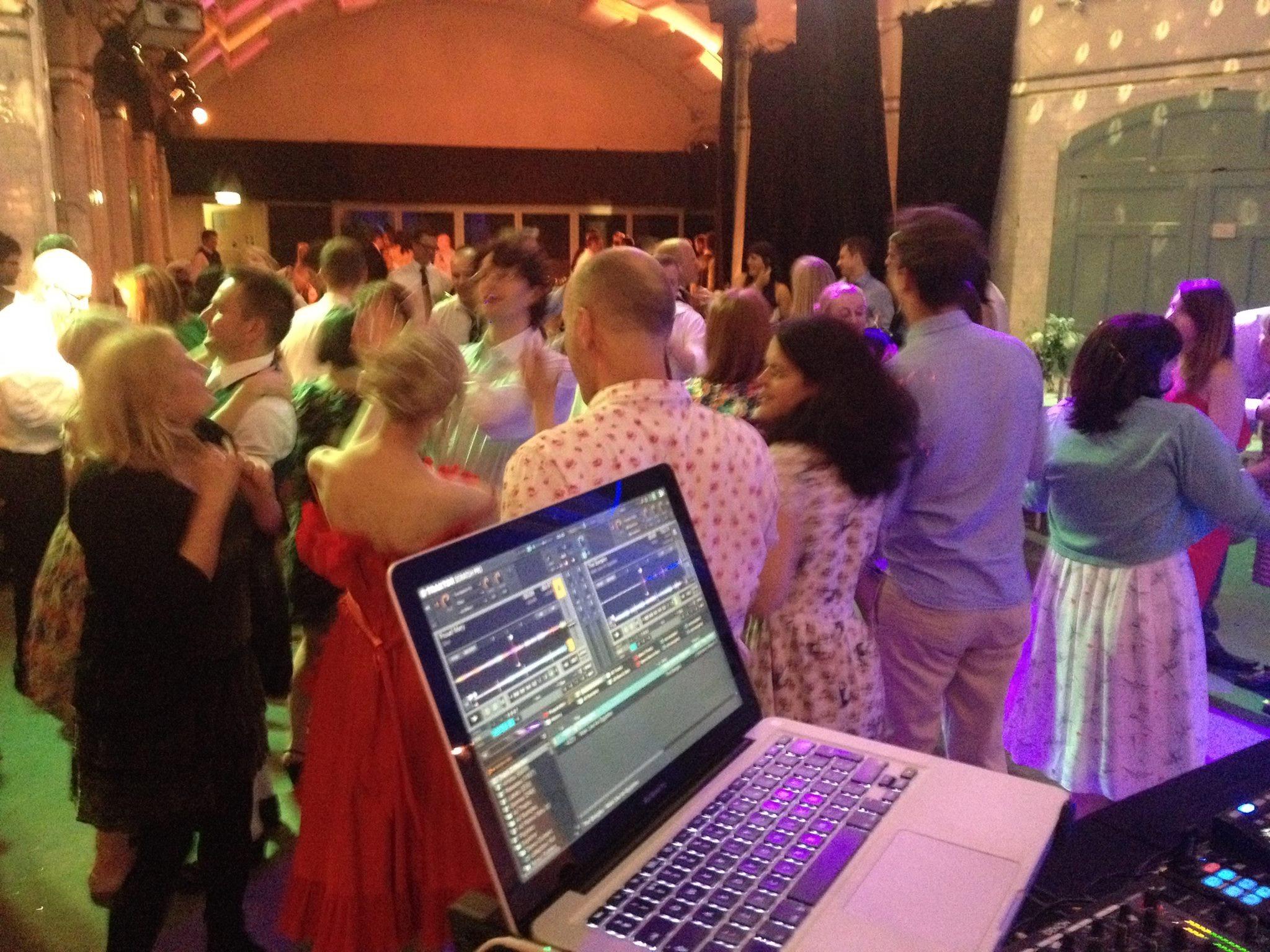 Wedding - Summerhall, Edinburgh